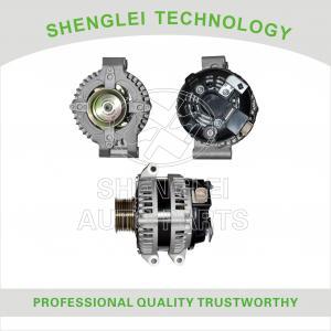 Buy cheap 1042103290 Honda Car Alternator 12V 100A Center Muffler Type with OEM Specification product
