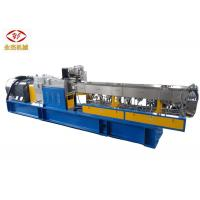 Buy cheap Energy Efficiency Wood Plastic Composite Extrusion Machine One Year Warranty from wholesalers