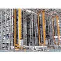Buy cheap Heavy Duty Automated Warehouse Racking Systems Wireless Low Maintenance from wholesalers