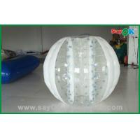 Buy cheap Hot Selling Bubble 0.6mm PVC/TPU 2.3x1.6m Inflatable Body Bumper Ball For Game from wholesalers
