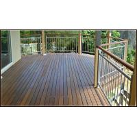 Buy cheap Exterior vertical inox railing stainless steel rod railing design for terrace product
