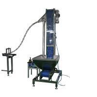 Buy cheap automatic plastic cap elevator/cap conveyor machine for sale from wholesalers