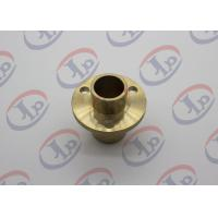 Buy cheap ±0.1 Mm Tolerance Precision Machining Services Brass Unthreaded Fasterner from wholesalers
