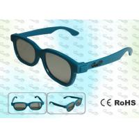 Buy cheap 3D TV Circular polarized 3D glasses CP297GTS01G from wholesalers