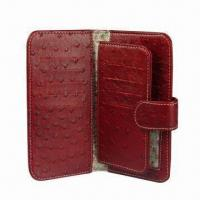 Buy cheap Faux Leather Women's Wallet, Suitable for Gifts, OEM Designs are Welcome from wholesalers