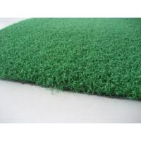 Buy cheap Durable colored green Artificial Sports Turf / fake grass for yard from wholesalers