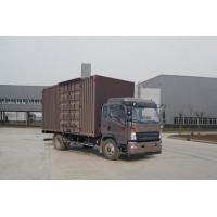 Buy cheap 4×2 Drive HOWO Used Cargo Trucks Cummins Engine ISO CCC CE Certificate from wholesalers