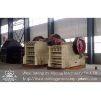 Buy cheap PE Jaw Crusher Mineral ProcessEquipment Cobble Ore Breaking from wholesalers
