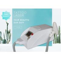 Buy cheap Mini Nd Yag Laser Tattoo Removal Machine , Carbon Skin Rejuvenation Equipment from wholesalers