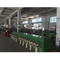 Buy cheap 5 Meter Green Wire Annealing Machine , Copper Series Conduit Annealing Machine from wholesalers