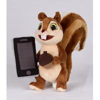 Buy cheap Funny Soft Stuffed Fox Plush Toy With Iphone , Polyester Material from wholesalers