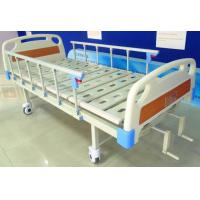 Buy cheap Multi Function Manual ICU Medical Hospital Bed Adjustable CE ISO Standard from wholesalers