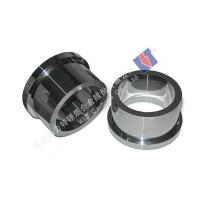 Buy cheap Precision Nonstandard Parts Tungsten Carbide Sleeve Type T For Oil Field from wholesalers