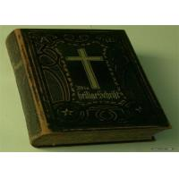 Buy cheap A4 The 1762 Cambridge King James Bible Printing 300gsm Coated Paper from wholesalers