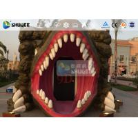 Buy cheap 7D Cinema Movie Dinosaur Box , 7D Movie Theater With Specail Design product