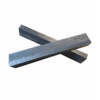 Buy cheap 200x25x25mm 300x25x25mm Wearable White Iron Laminated Wear Bars product