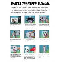 Buy cheap Water Transfer Printing Paper A4 Size(White /Transprant)Water Slide Decal Paper use  inkjet printer from wholesalers