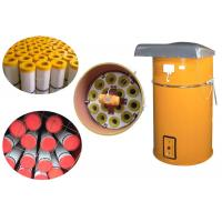Buy cheap Stainless Steel Material Cement Storage Silo Accessories Dust Filter Production Model from wholesalers