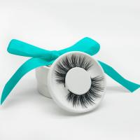 Buy cheap Soft 3d Silk Lashes Faux Mink Eyelashes Synthetic Hair With Magnetic Packaging Box from wholesalers