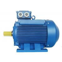 Buy cheap High Voltage 3 Phase Induction Motor / Squirrel Cage Induction Motor from wholesalers