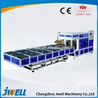 Buy cheap Jwell UPVC/PVC-C Solid Wall Pipe PVC Pipe Manufacturing Machine from wholesalers