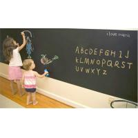 Buy cheap Waterproof Dry&Water Erase Removable DIY Education Decoration Workplace Chalkboard Blackboard Wall Sticker from wholesalers