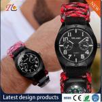 Buy cheap wholesale Woven watchband men's watch sports watch fashion watch from wholesalers