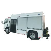 Buy cheap Lifting Light Fire Truck Parts Emergency Rescue Vehicle Tank Capacity < 3000L from wholesalers