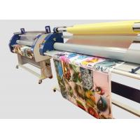 Buy cheap 0-7m / Min Hot Roll Laminator Electromotive Drive Anti - Sticking Silica Gel Material from wholesalers
