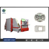 Buy cheap Automatic NDT X Ray Equipment System , Aluminium Wheels Hub Inspection Machine from wholesalers
