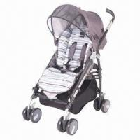 Buy cheap Luxury Baby Stroller with Aluminum Frame, Travel System, Compact Design from wholesalers