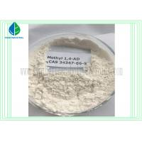 Buy cheap Methyl 1,4- AD Prohormones Muscle Building Steroids of Dianabol Anabolic Pharma , CAS 34347-66-5 from wholesalers