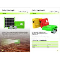 Solar Lighting Kit-LS0101