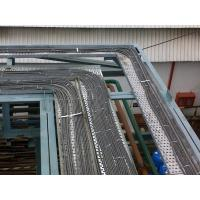 Buy cheap Single Chain Drive Cable Tray Roller Making Machine / Roll Forming Machinery from wholesalers