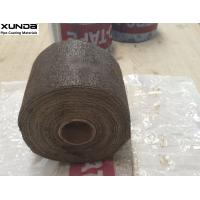 Buy cheap 1.2 Mm Thick Waterproof Marine Tape , 50 Mm Wide anti corrosion pipe 10 M Long from wholesalers