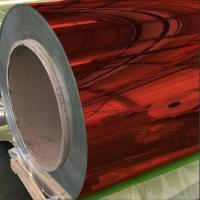 Buy cheap A3004 H 24 Color Coated Aluminum Coil 2mm Thickness Long Life For Curtain Wall from wholesalers