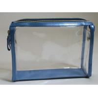 Buy cheap Non-Phthalate 0.06mm - 1.0mm PVC Packaging Bags With Rope / Zipper / Handle from wholesalers