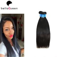 Buy cheap Wet And Wavy Weave Human Hair Burmese Remy Hair , Triple Weft Clip In Hair Extension product