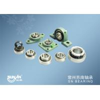 Buy cheap Agricultural Ball Bearing Unit / Industrial Pillow Block Low Noise / Pillar Block Bearing from wholesalers