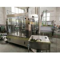 Buy cheap Still Water / Mineral Water Bottling Filling Machine Production Line , Small Monoblock CGF8-8-3 from wholesalers