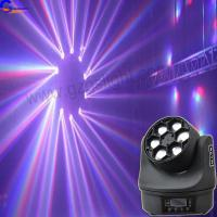 Buy cheap B Eye Led Moving Head 6*10w Rgbw 4in1 Wash Beam Moving Head Stage Disco Dj Lighting from wholesalers