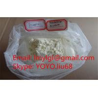 Buy cheap Healthy Yellow Trenbolone Powder Trenbolone Acetate / Tren Acetate For Safe Bodybuilding from wholesalers