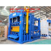 Buy cheap Big Capacity Qt10-15 Automatic Hollow/Paver/Solid Block Making Machine, Production Capacity:20000 PCS/Day, Automatic from wholesalers