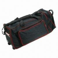 Buy cheap 80L Bike Kit Bag with Wheels and Retractable Handle from wholesalers