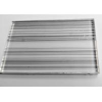Buy cheap High End Architectural Art Laminated Glass Customized Design CCC Approved from wholesalers