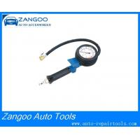 Buy cheap High Precision Portable 2 Air Tire Gauge / Tyre Inflator With Plastic Body from wholesalers