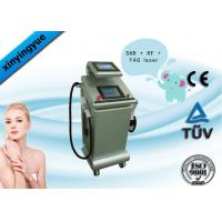 Buy cheap Beauty Salon SHR Hair Removal Machine For skin rejuvenation / Tattoo Removal from wholesalers