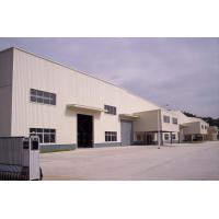 Buy cheap H Beams Garage Steel Frame Round Pipes Air - Ventilation ISO Standard from wholesalers