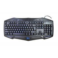 Buy cheap K400 Wired Gaming Computer Keyboard LED Light Adjustable With Letter Illumination from wholesalers