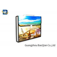 Buy cheap 3D Lenticular Picture Expanding File Folders , Presentation Folder Printing from wholesalers